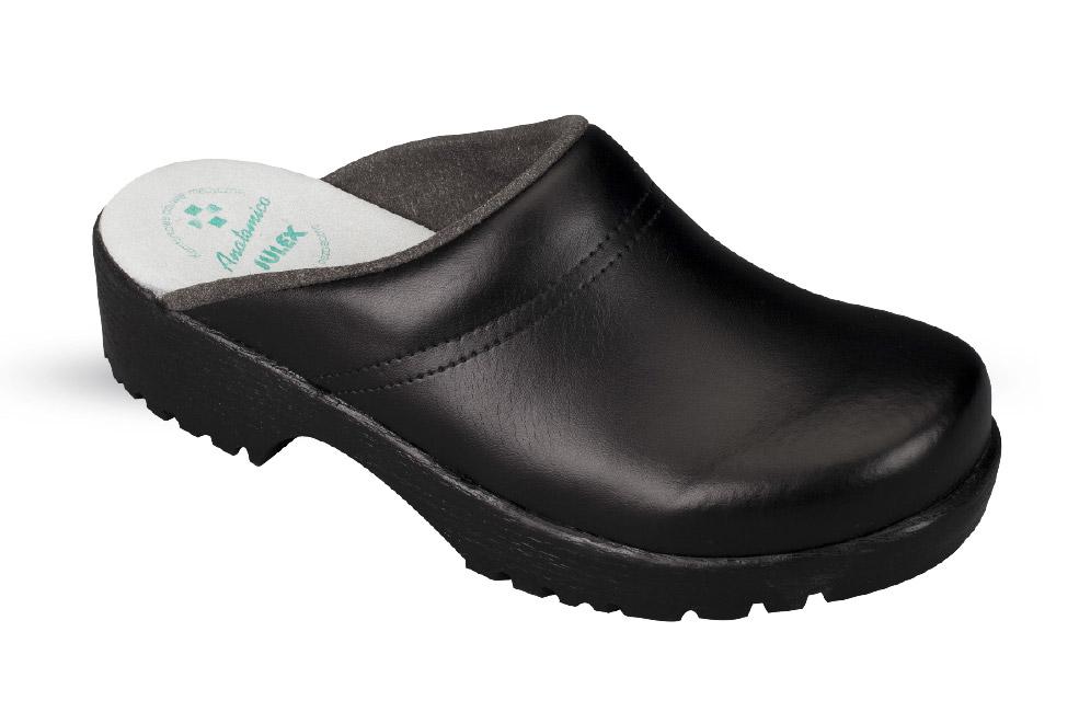 ffcb10cbbd768 Saboty Julex 3136N czarne - buty zdrowotne, robocze - Julex